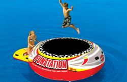 Sportsstuff 10' Fun Station Water Trampoline