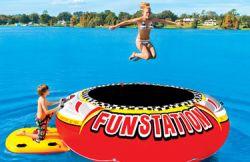 Sportsstuff 12' Fun Station Water Trampoline