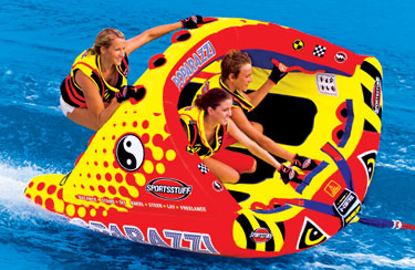 Sportsstuff Poparazzi 3 Person Towable Tube